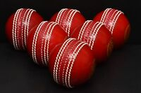 Incredible hand stitched Cricket Practice balls- - Not leather