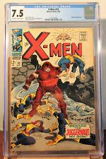 X-MEN #32 - CGC 7.5 - MAY 1967 - JUGGERNAUT APPEARANCE - MARVEL SILVER AGE
