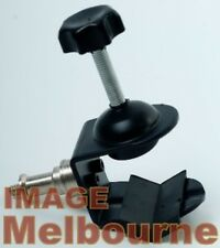 10kg G clamp flash mount spigot studio stand bracket