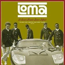 Various - Loma a Soul Music Love Affair Vol 4 Vinyl Maxi Future Day