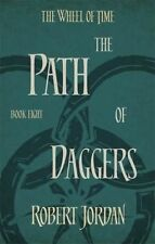 The Path Of Daggers: Book 8 of the Wheel of Time by Robert Jordan (Paperback, 2014)