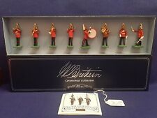 Britains Ceremonial Collection 00154 - Band of the Life Guards Set 8 figures NIB