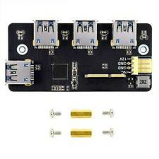 PCIe Adapter 4x for Raspberry Pi Compute Module 4 CM4 official IO Board USB 3.2