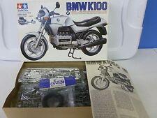 Tamiya BMW K100 Motorcycle Model Kit 1/12
