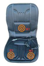 Auto Sitzheizung Heizkissen mit 2-Heizstufen und 2-Stufen Massagefunktion