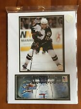 2008 NHL All Star Marian Gaborik USPS PHOTO,LETTER & STAMP