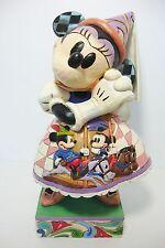 Jim Shore Disney Princess Minnie Mouse Figurine Happily Ever After 4038497