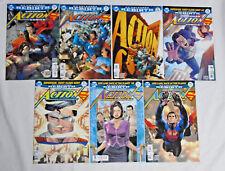 ACTION COMICS #960-966 * DC Comics Lot * 7 Comics - Rebirth Superman 961 962 963
