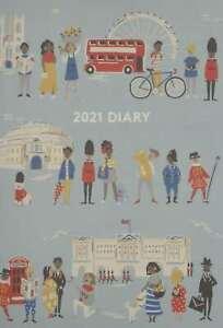 Cath Kidston: A5 London 2021 Diary, New, Diary