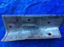 Toyota Landcruiser 2H diesel  Engine Exhaust Cover heat shield          8772