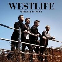 WESTLIFE - GREATEST HITS CD 18 TRACKS  NEU