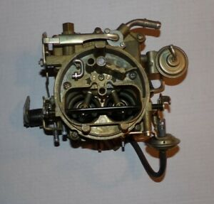 NOS HOLLEY CARBURETOR R8028 A CHRYSLER DODGE PLYMOUTH MOPAR ENGINE