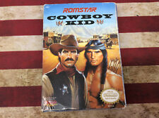 Nintendo NES Romstar Cowboy Kid game BOX only