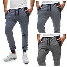 Herren-Hosen aus Baumwolle mit Taschen