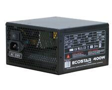 400Watt Inter-Tech Coba EcoStar 80+ 400W SEHR LEISE !!! 120mm Lüfter ATX 2.3