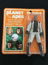 """PLANET OF THE APES """" DR ZAIUS """" SEALED UNOPENED 1973 MEGO VINTAGE FIGURE"""