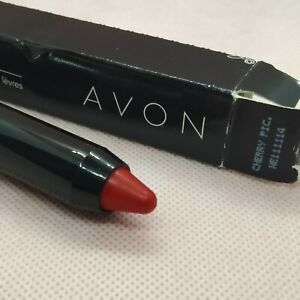 Avon Ultra Colour Lip Crayon / Lipstick Pencil Discontinued New Cherry Picked