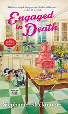 Engaged in Death (A Wedding Planner Mystery) by Stephanie Blackmoore