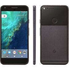 *UNLOCKED* Google Pixel 128GB Brand New Quite Black 4G LTE  US Ship By FedEx