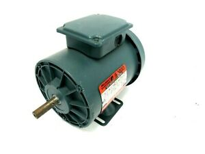 "NEW RELIANCE ELECTRIC C56S1507R-EA MOTOR 1/4HP 1140RPM 115-208/230V 5/8"" DIA."