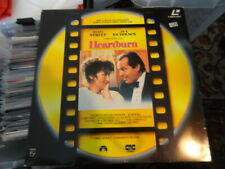 'Heartburn' 1991 Dutch Edition laser Disc -PAL-
