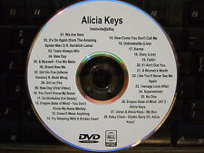 ALICIA KEYS THE COMPLETE MUSIC VIDEO DVD COLLECTION WE ARE HERE GIRL ON FIRE