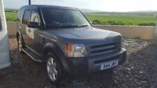 2007(57) LAND ROVER DISCOVERY 3 GS TDV6 7 SEATER SPARES OR REPAIR. NON RUNNER