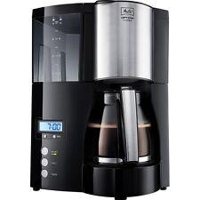 Melitta Optima Timer Schwarz-Edelstahl Filter-Kaffeemaschine 850 W Timer