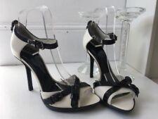 Karen Millen Women's 100% Leather Women's Evening & Party Heels