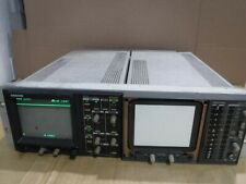 Tektronic 760a Stereo Audio Monitor And Magni Wv560 Waveform Free Shipping