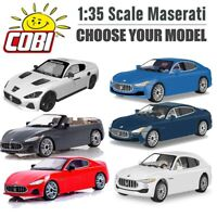 COBI 1:35 Maserati Construction Set - Choose Your Model