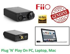 FiiO E10K USB Digital-Analogue Converter DAC Headphone Amplifier Laptop PC Mac