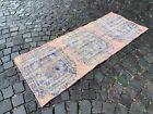 Runner rug, Handmade wool rug, Hallway rug, Turkish rug | 2,3 x 5,9 ft