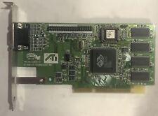 ATI Rage IIC 8MB AGP Graphics Card- 1025281300