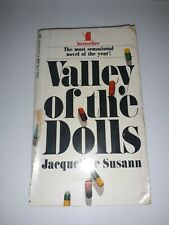 Valley of the Dolls Paperback Book Jacqueline Susann 1967 11th printing