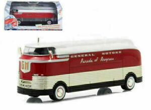 GREENLIGHT 1:64 1940 General Motors Futurliner Parade of Progress Diecast 29832
