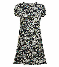 Viscose Knee Length Paisley Dresses for Women