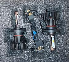 Luces led, largo y corto alcance H4, envio desde españa