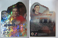 2000-01 Topps SCH-TL Ted Lindsay  stanley cup heroes auto autograph RARE