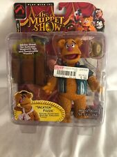 New Palisades Toys The Muppet Show Vacation Fozzie Blue Shirt Figurine Series 2