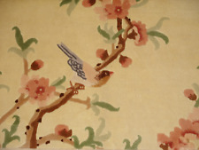 Alter Seidenteppich China - Peking Ca. 48 x 77 cm OLD RUG SILK, VINTAGE Nr. 405
