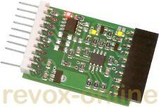 Pause 77 Pausenschaltung rastend Revox PR99 MKIII steckbar break circuit