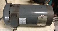 BOSTON GEAR DC MOTOR V18100BTF-B, 1 HP, 1750 RPM, BALDOR ELECTRIC
