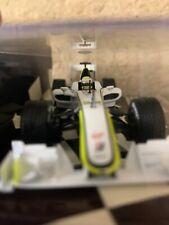 MINICHAMPS 1:43 BRAWN BGP 001 J.BUTTON WINNER MALAYSIAN GP 2009 Limited To 3234