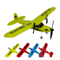 Remote Control RC Helicopter Plane Glider USB Airplane EPP Foam 2CH 2.4G Toy Hot