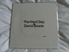 "Vinyl 7"" Single: David Bowie : The Next Day : Square White Vinyl Sealed"