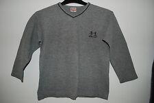 H&M   dünnes Sweatshirt   Pulli   Pullover   Langarmshirt   GREY   116 122