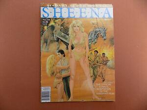 Marvel Super Special #34 Sheena movie adaptation
