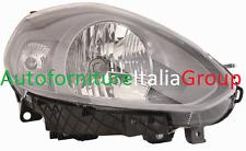 FARO FANALE PROIETTORE ANTERIORE DX P/NERA H4 FIAT PUNTO EVO 09> 2009>