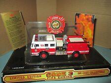 City of Houston CODE 3 seagrave pumper 1/64 Fire Dept unit 72 # 02451 truck